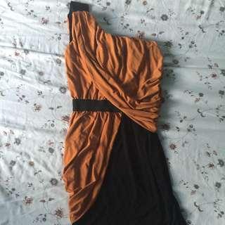 Venus Cut Party Dress