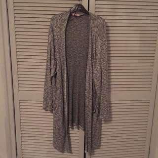 Plus Size - Avella - Grey Mark - Cardigan - 24