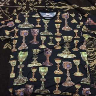 Xxl Holy Grail Crooks And Castles Shirt