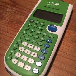 TI 30XB Calculator