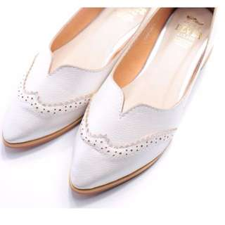 Seira Elves Liberty (White) Loafers