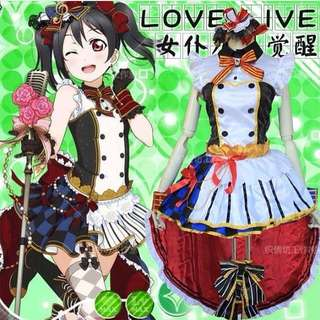 Costume Yazawa Nico Love Live Maid Idolized version