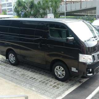 NISSAN NV350 FOR LEASE