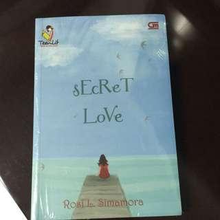 Novel Secret Love