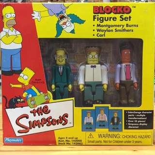 (I LOVE樂多) The simpons 辛普森家庭 LEGO 樂高 場景組合配件包
