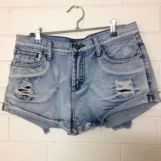 Size10 Denim Shorts