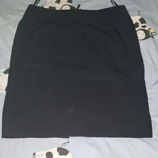 Atmosphere Work Skirt Black