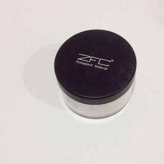 ZFC Finishing/setting Loose Powder