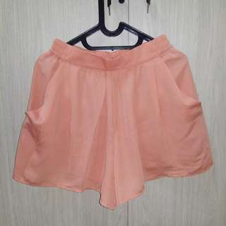 UNIQLO Pink Short