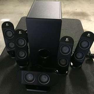 Logitech Computer Speaker Set
