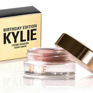 AUTHENTIC KYLIE LIMITED EDITION CREME SHADOW ROSE GOLD