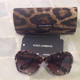 Dolce & Gabbana Authentic Sunglasses