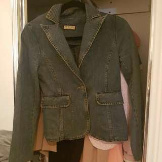 Review Jean Jacket Size XS AUD16