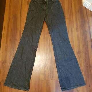 Portmans Flare Jeans Size 6 AUD10