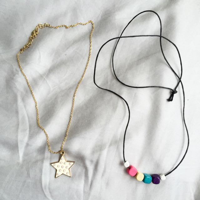 Various Cute Necklaces
