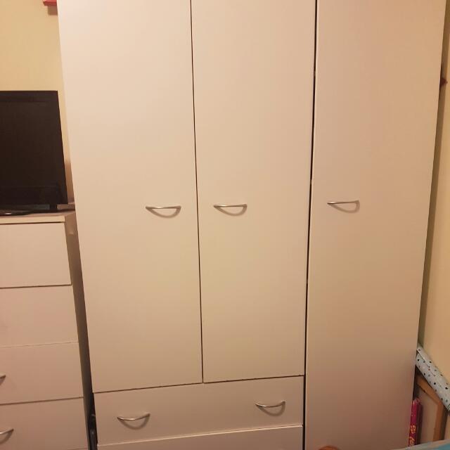 5 Door Cupboard Wardrobe