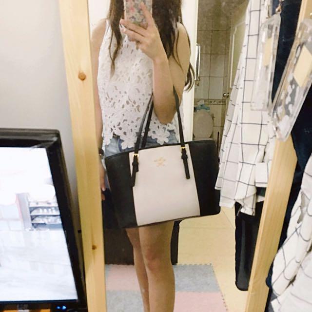 黑白韓製包包