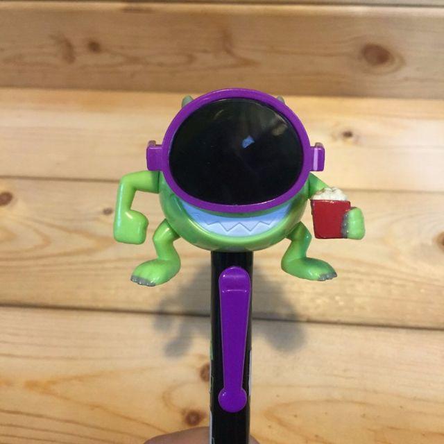 日本進口迪士尼 怪獸大學 麥克華斯基 大眼仔 大眼怪 自動原子筆