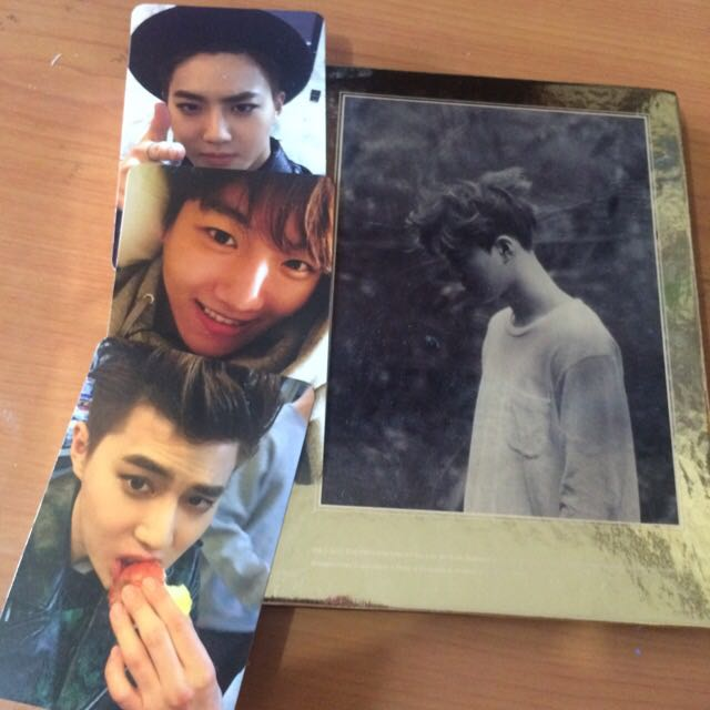 [ Preloved ] EXO's EXODUS Album K ver. ( Suho cover )