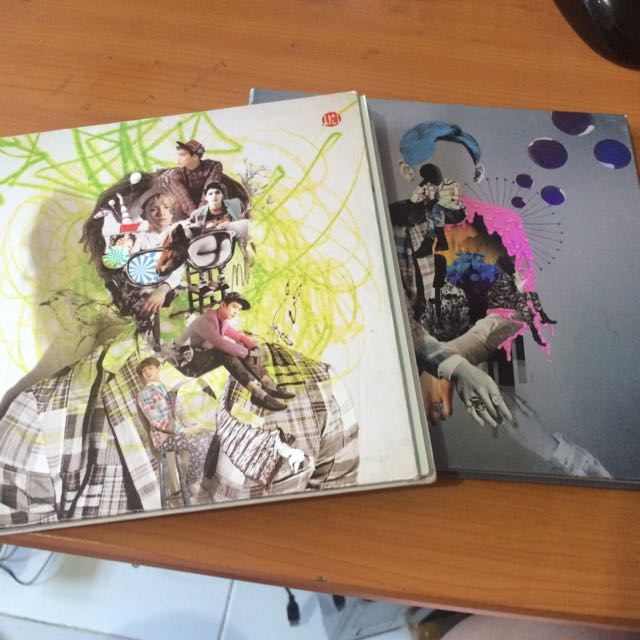 [ Preloved ] SHINEE's Album : THE MISCONCEPTIONS OF US & ME