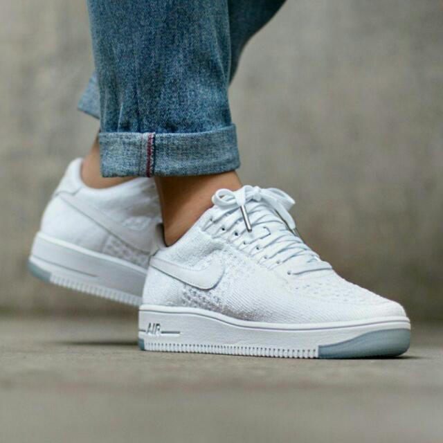 new arrival caa8d 4c2b4 🎉 SALES 🎉 Nike WMNS Air Force 1 Ultra Flyknit Low