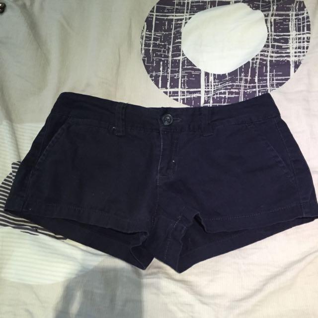Aeropostale Navy Shorts