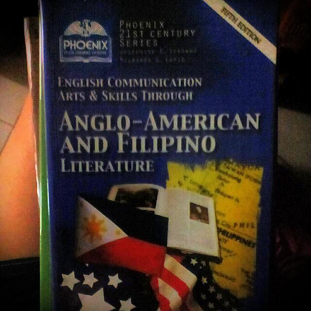 Anglo-American And Filipino