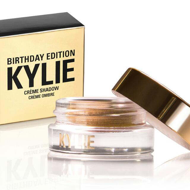[pending] AUTHENTIC KYLIE LIMITED EDITION CREME SHADOW COPPER