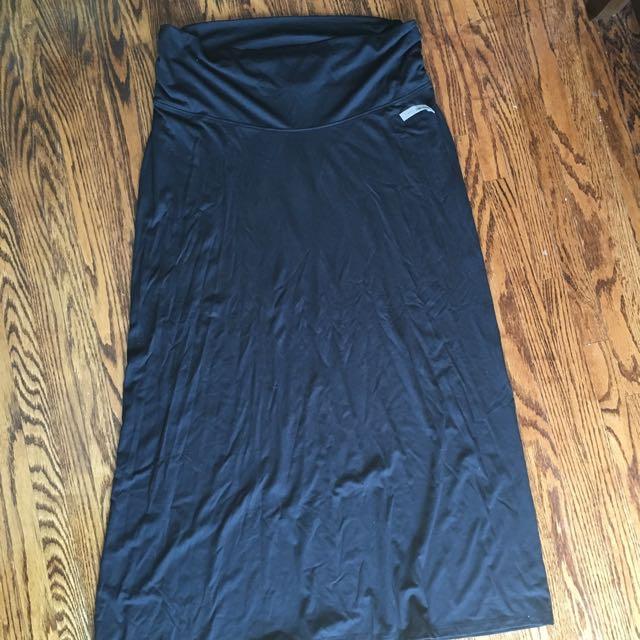 BNWT Old Navy Maternity Maxi Skirt