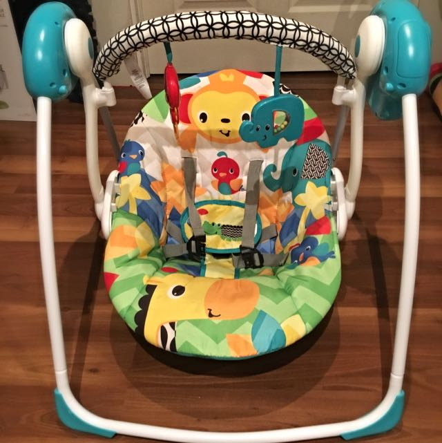 Bright Star Portable Swing