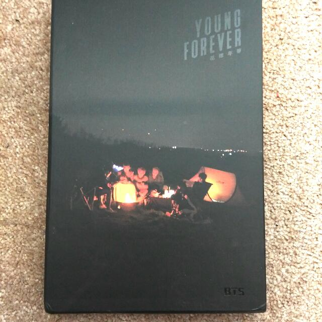 BTS Young Forever Album [Unsealed]