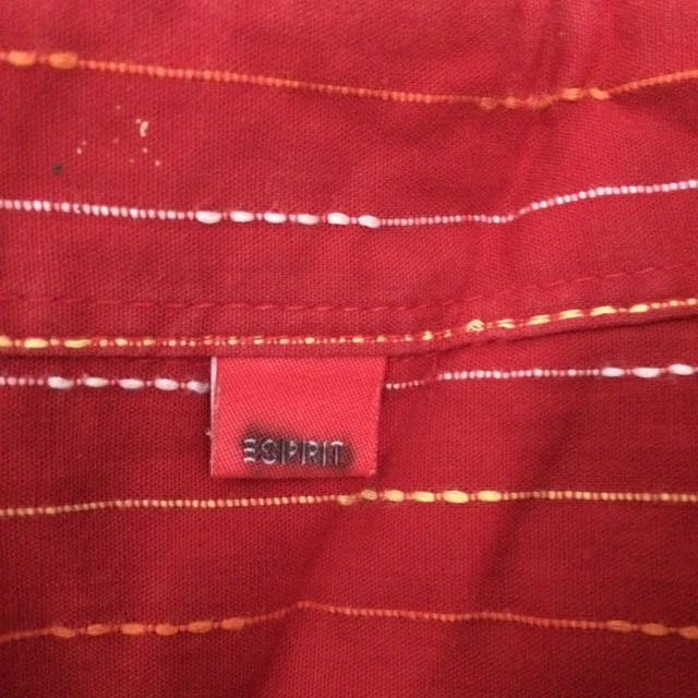 ESPRIT Red Shirt
