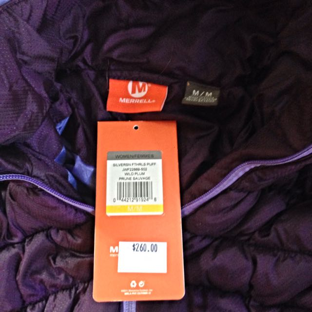 Featherless Down Merrell Jacket