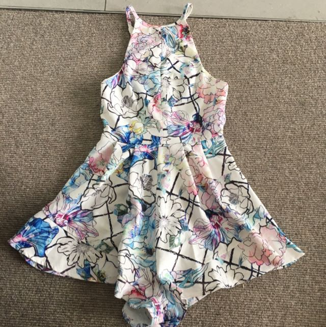 Flower Play suit