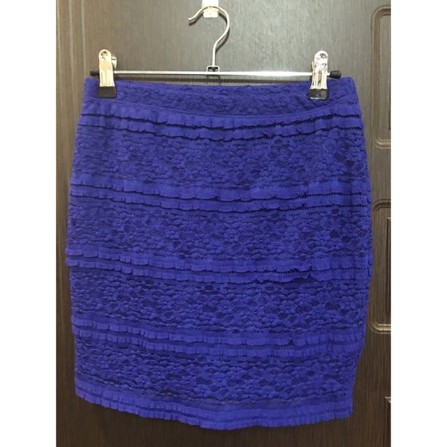 [REPRICED] Forever 21 Band Skirt
