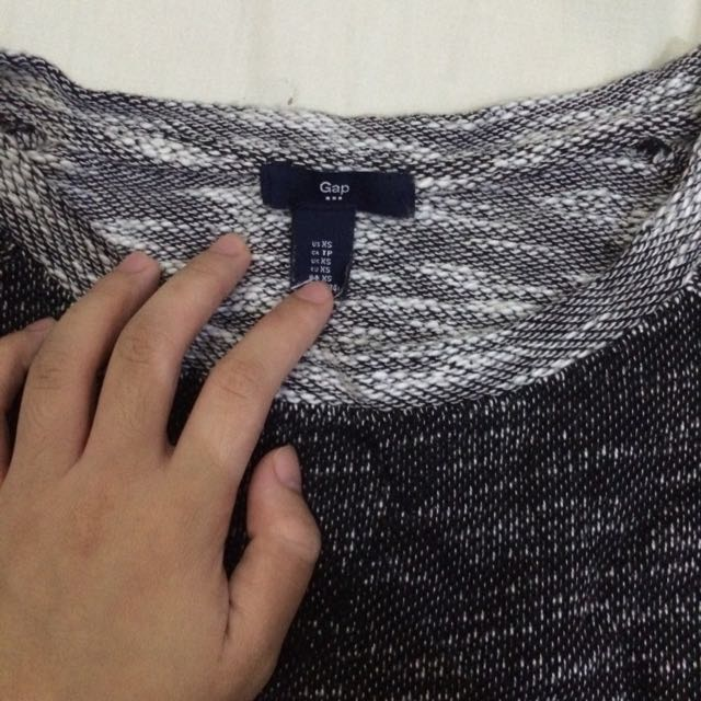 Gap Grey Sweater Dress