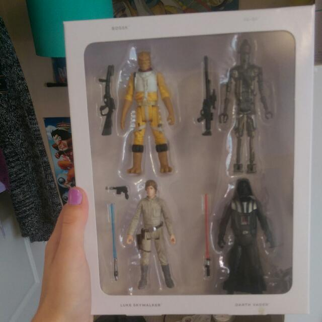 Hasbro Star Wars Commemorative Collection
