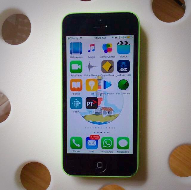 Now $200 - IPhone 5c