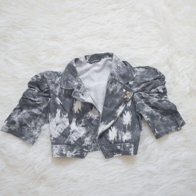 Jaket Cropped