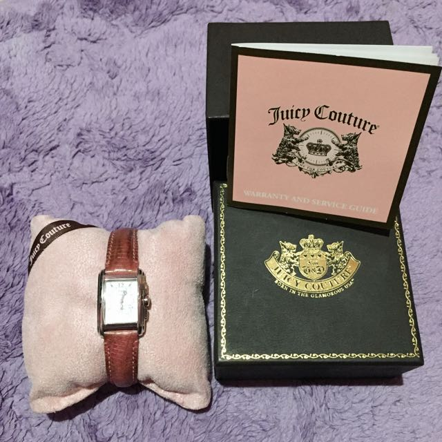 Juicy Couture 'Blake' Watch