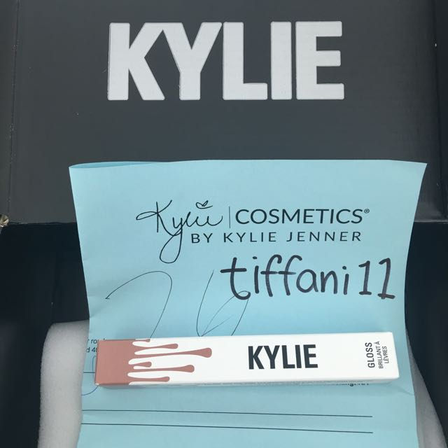 Kylie Cosmetics Literally Lip Gloss