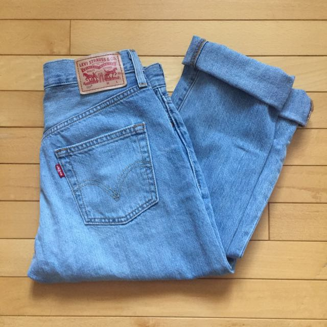 LEVI Girlfriend Jeans