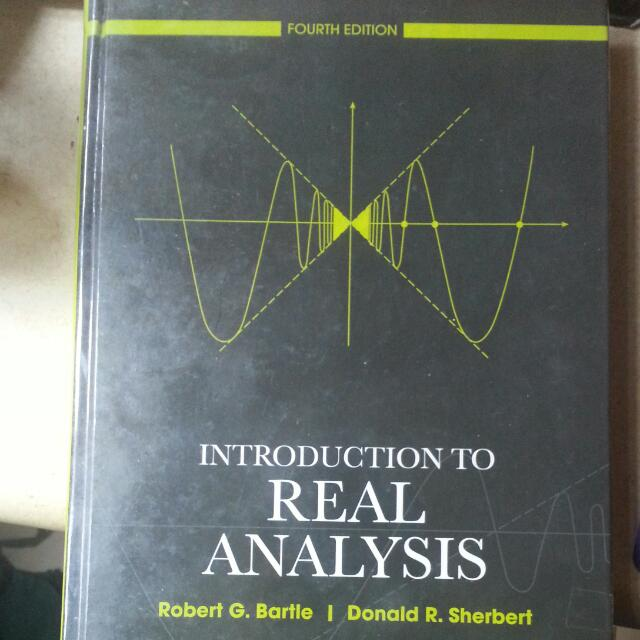 MA2108 Textbook: Introduction to Real Analysis
