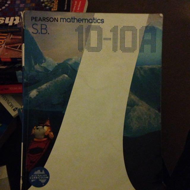 Mathematics Textbook