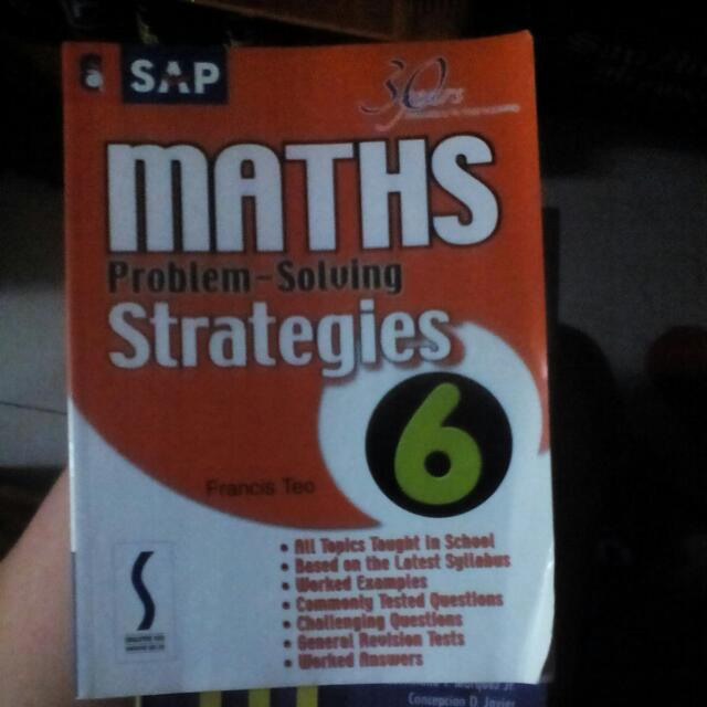 Maths Strategies
