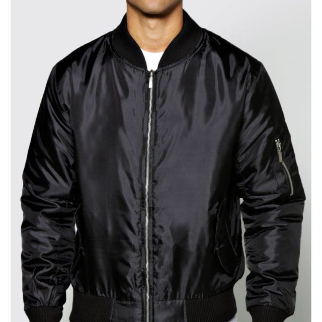 ON HOLD Men's Bomber Jacket