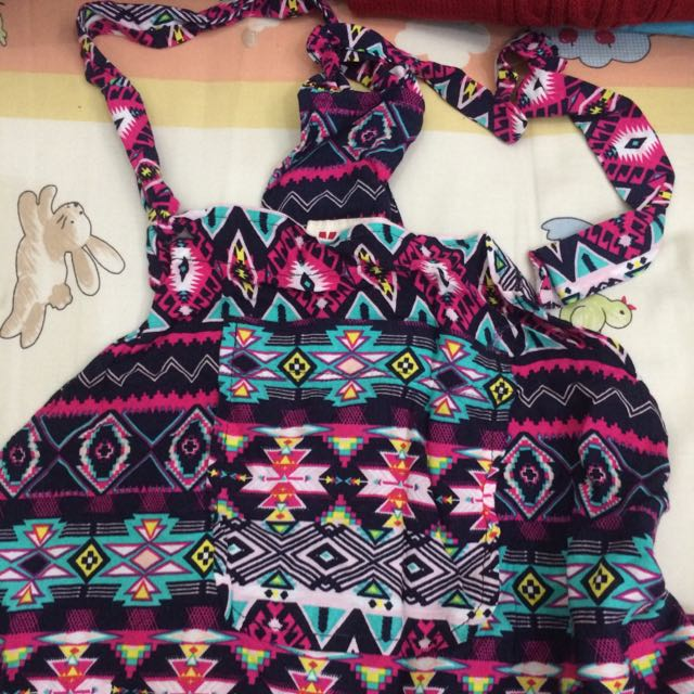 Mustang Aztec Overall