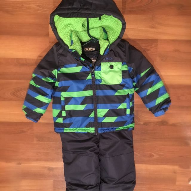OshKosh 2 Piece Snowsuit