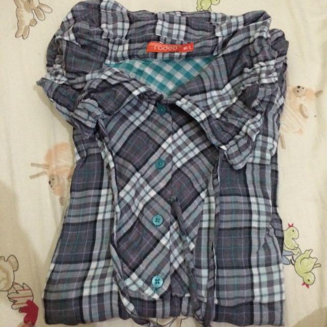 Rodeo Tartan Shirt