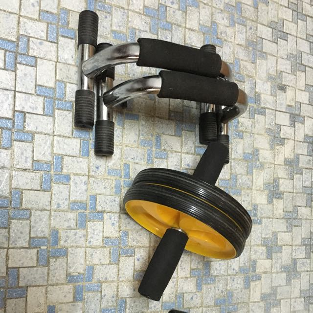 Selling Cheap Push-up Stand And Abs Trimmer